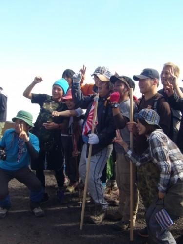 2010年富士山