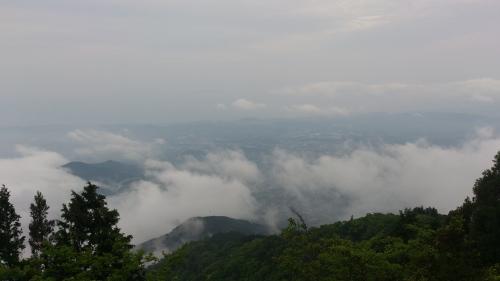 丹沢大山登山