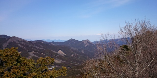 2017・3 伊豆ヶ岳